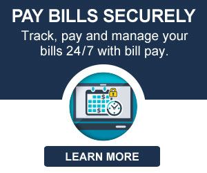 Pay bills securely
