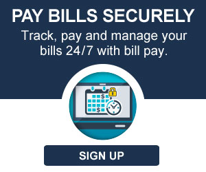 Pay bills securely. Track, pay and manage your bills 24/7 with bill pay. Sign Up.